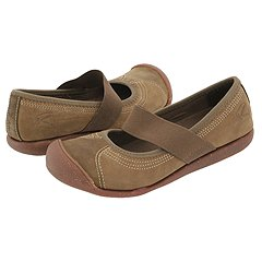Keen Sienna Mary Jane (Black) - Women's :  comfort women mary khaki