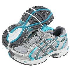 ASICS - Gel-140 TR (Silver/Charcoal/Scuba) - Footwear