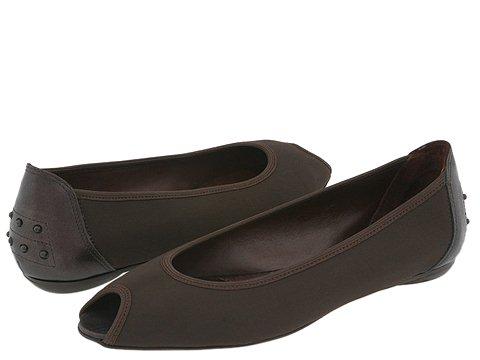 Donald J Pliner - Group (Expresso Crepe Elastic/Espresso Antique Metallic) - Footwear