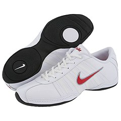 Nike - Musique III SL (White/Varsity Red-Metallic Silver-Black) - Footwear