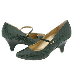 Poetic Licence Secrets (Green) - Poetic Licence Shoes