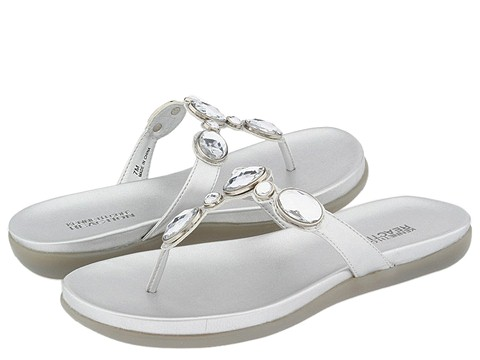 6219 622269 p - stone accented sandals