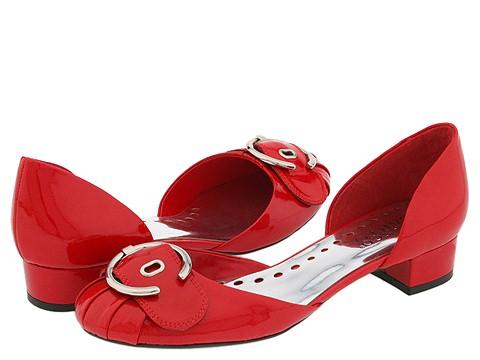 Franco Sarto - Obey (Lipstick Patent) - Footwear