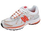 New Balance - WR740 (White/Coral) - Footwear