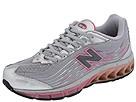 New Balance - WR8508 (Grey/Pink) - Footwear