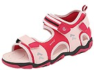 Ecco Kids - Speedy! Mako (Toddler/Youth) (Light Rose/Raspberry) - Footwear