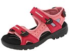 Ecco Kids - Heatwave Yucatan (Toddler/Youth) (Raspberry/Calypso/Raspberry) - Footwear