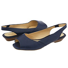 Easy Spirit - Tamsen (Dark Blue Leather) - Footwear