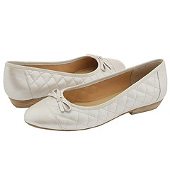Easy Spirit - Caraway (White/White Leather) - Footwear