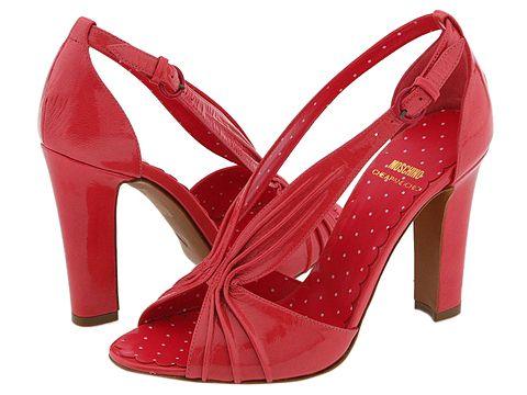 Moschino - CA1644ACON SXO (Strawberry) - Footwear