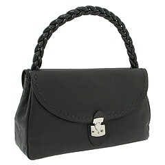 Furla Handbags - Nausicaa Shopper (Onyx) - Bags and Luggage
