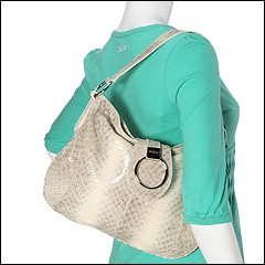 Furla Handbags - Orione Small Shoulder (Noce) - Bags and Luggage