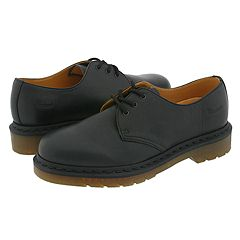 Dr. Martens - 1461 (Black Nappa/Black Welt Stitch) Oxfords