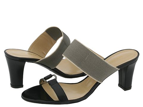 BRUNOMAGLI - Favria (Black) - Footwear