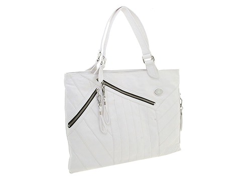 Diesel - The Ranch (White) - Bags and Luggage