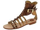 Modern Vintage - Fernanda (Bronze Eel Skin) - Footwear