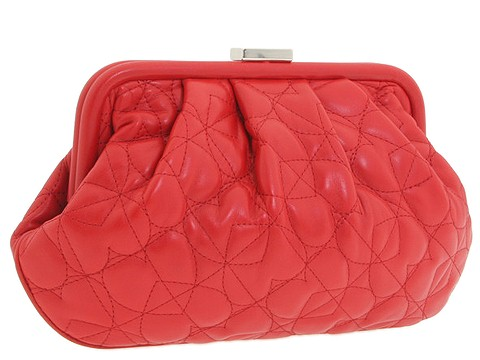 Moschino Pouchette Clutch Red - Bags and Luggage