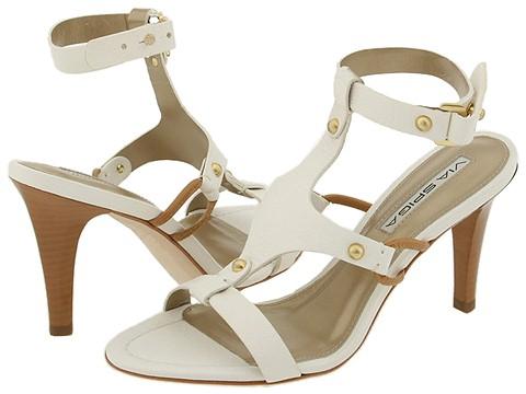 Via Spiga - Yooni (Bleach White Calf) - Footwear