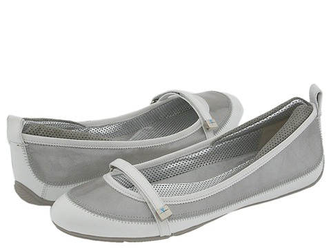 Via Spiga - Betray (Silver Grey) - Footwear