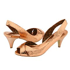 Sam Edelman Nova (Copper) - Sam Edelman Shoes :  woman womens metallic simple