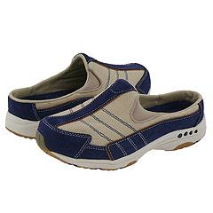 Easy Spirit - Traveltime11 (Navy Multi Suede) - Footwear