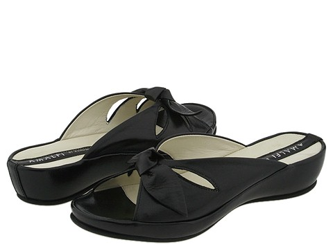 Amalfi by Rangoni - Breana (Black Nena Nappa) - Footwear