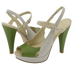 Nine West Bilson (Grey Multi Leather) - Dress Shoes