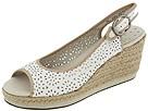 Nicole - Seltzer (White) - Footwear