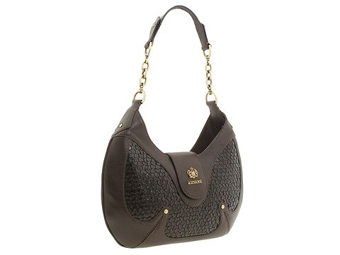 A. Testoni - BD03221 (Dark Brown) - Bags and Luggage