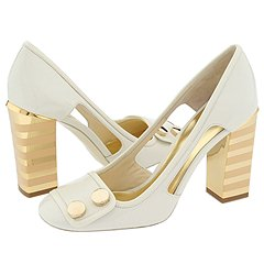 Two Button Round Toed Pump from Marc by Marc Jacobs    Manolo Likes!  Click!