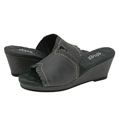 Walking Cradles - Patricia (Pewter Dusty Metallic) - Footwear