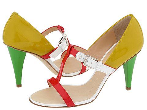 Giuseppe Zanotti - E80353 (Papavero (Multi)) - Footwear