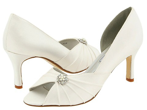 Touch Ups - Melissa (White) - Footwear