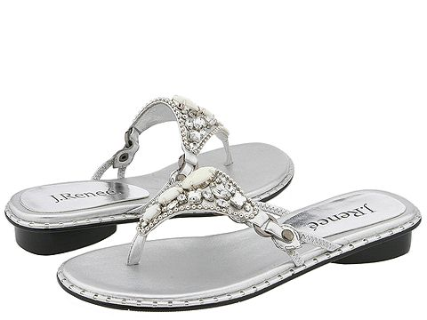 6627 587590 p - silver n gold flats