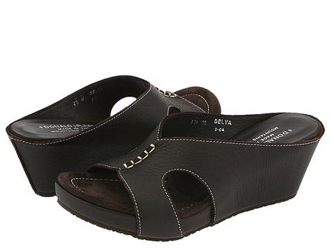 Donald J Pliner - Gelya (Expresso Nappa) - Footwear
