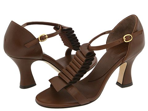 Prari - Rachelina (Brown/Tan Suede) - Footwear