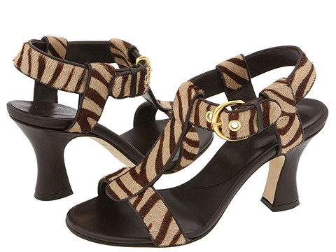 Prari - Ranee (Brown Zebra) - Footwear