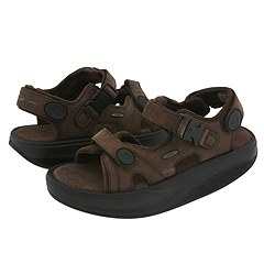MBT - Kisumu '08 (Chocolate Nubuck) - Footwear