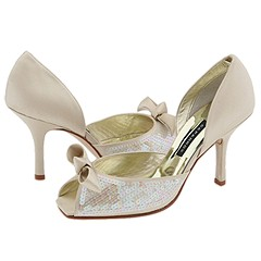 Zoie by Caparros at Zappos.com :  pumps bride wedding heels