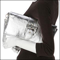 Donald J Pliner - Lynx-59 (Silver) - Handbags