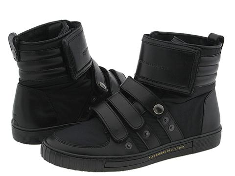 Alessandro Dell'Acqua - 8731 (Black) - Footwear