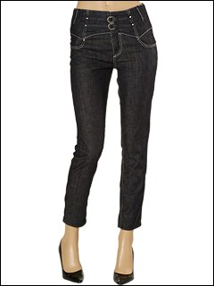 MISS SIXTY - Glenda May Trouser (Denim) - Apparel