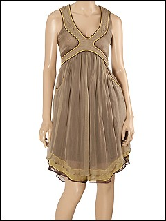 MISS SIXTY - Janya Dress (Brown) - Apparel