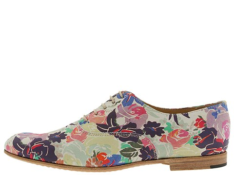 Paul Smith S7LB-A679 (Multi) - Women's Dress :  floral zappos oxfords paul smith