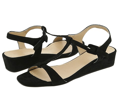 Prari - Eliza (Black Suede) - Footwear