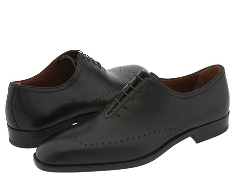 A. Testoni - 45156 (Black) - Footwear