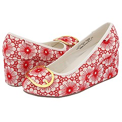 Sugar Nancy Drew (Red) - Women's from zappos.com