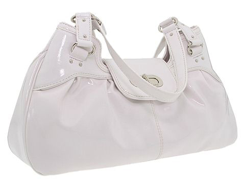 Franco Sarto - Turnstyle Tote (White) - Bags and Luggage