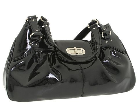 Franco Sarto - Turnstyle Tote (Black) - Bags and Luggage