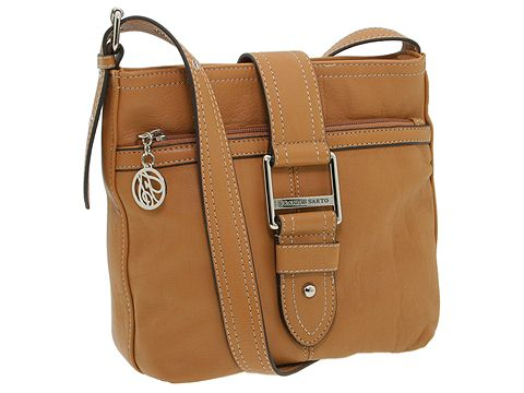 Franco Sarto - Sydney Cross Body (Caramel) - Bags and Luggage